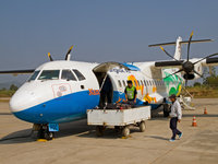 Bangkok Airways ATR 72